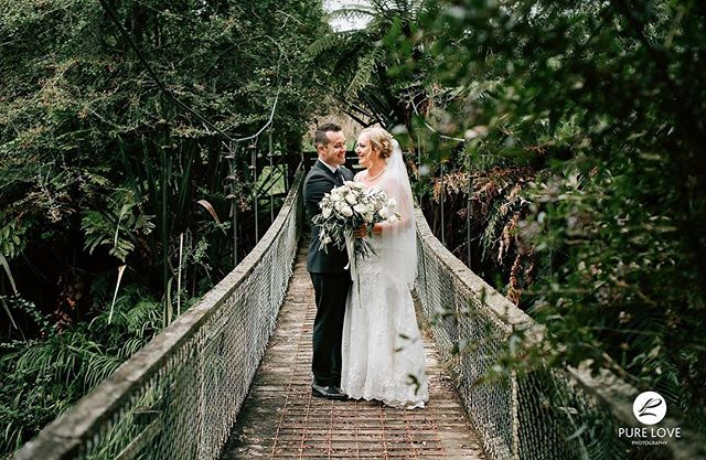 The Agrodome Rotorua is a great wedding venue with many wonderful spots for photography! Look at this hidden river bridge for example!  Riki and Matt's wedding, Feb 2018. @agrodome  #agrodome #agrodomerotorua #rotorua #rotoruaweddingphotographer #agrodomeweddding #agrodomeweddingphotographer #riverbridge #bridgeweddingphoto #wedding #rotoruaweddingvenue
