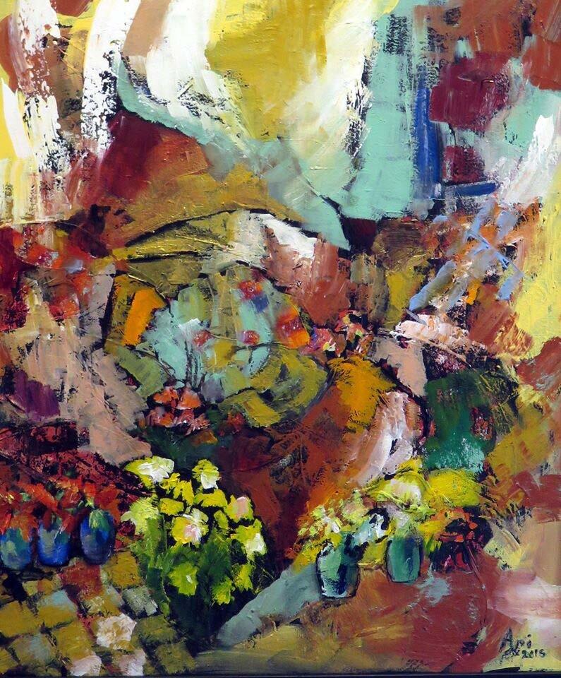 8 Legacy  No.  4 Mixed-media on  canvas.jpg
