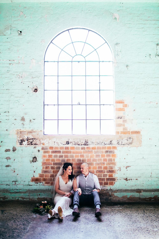 RACH + NATHAN   {Wedding photography}