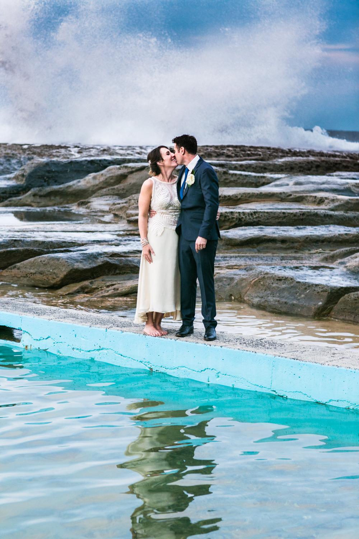SARAH + DAVE [Wedding photography]