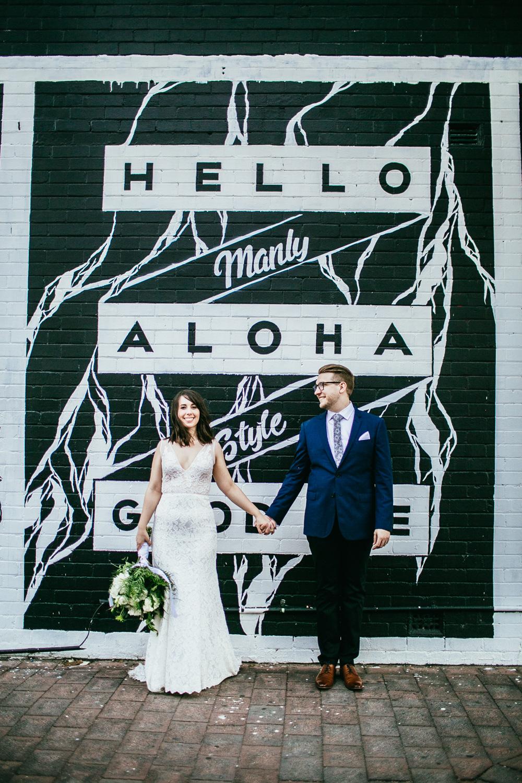 EM + LU {Wedding Photography}