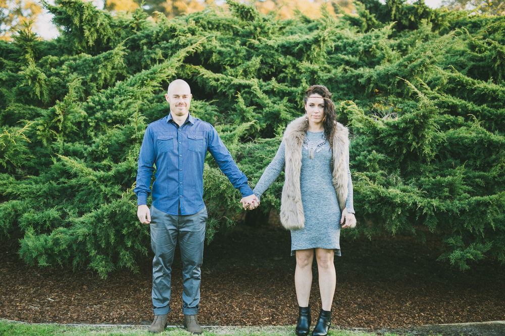 RACH + NATHAN {Engagement photography}