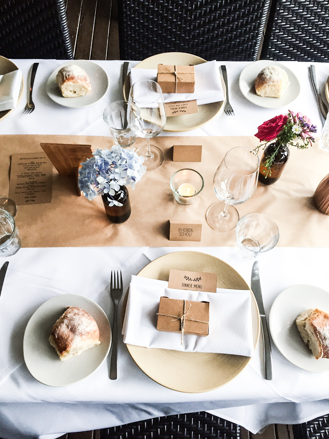 LUCY + STEFAN {Wedding Styling}