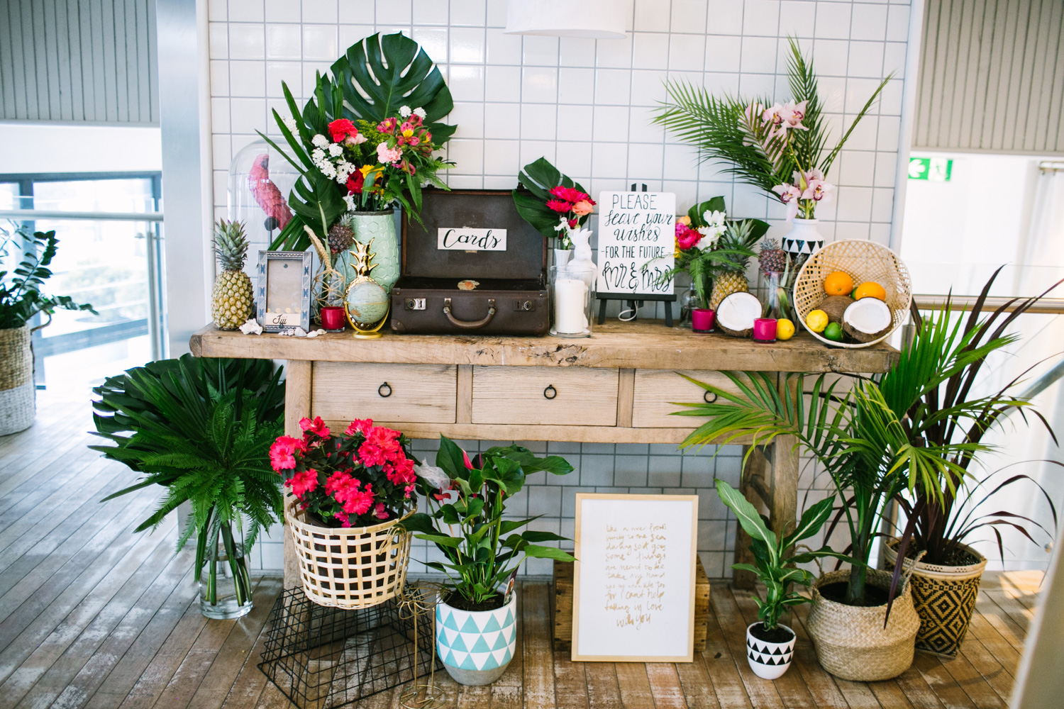 Kaleigh's Engagement Party {Event Styling}