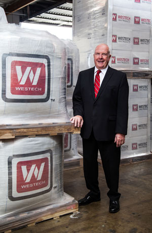 The founder of Westech.