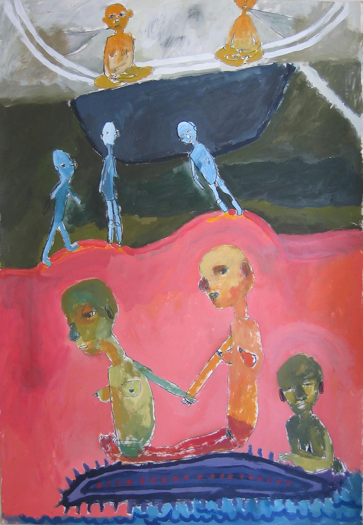 magic carpet ride, 2005