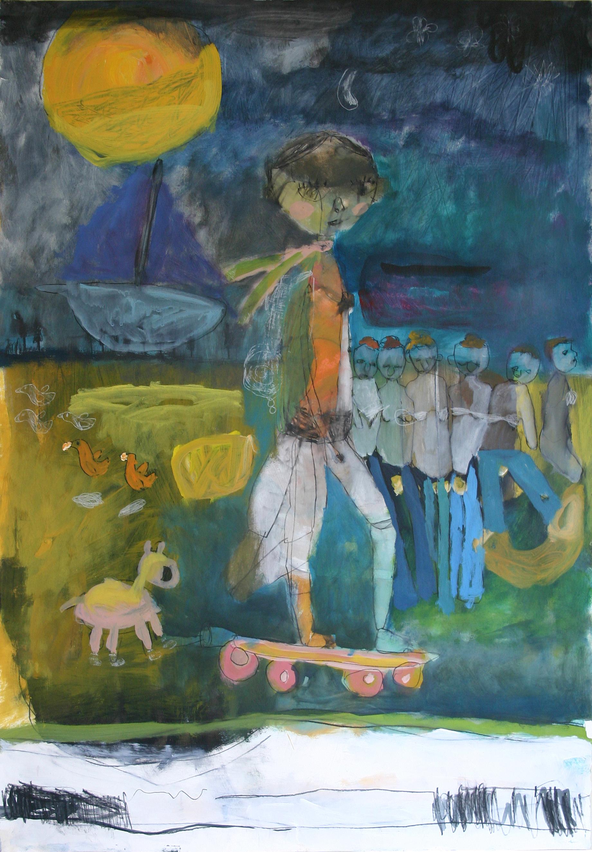 midnight skate, 2005