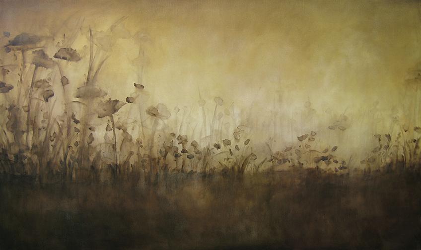 weeds landscape II, 2006