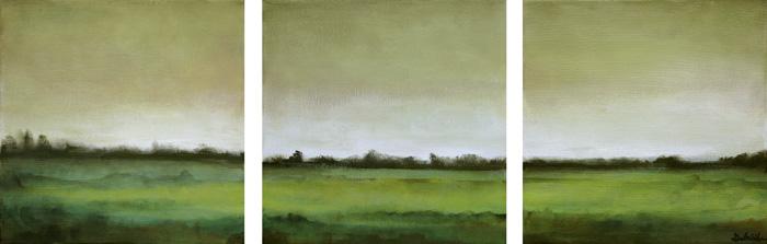 field triptych, 2006
