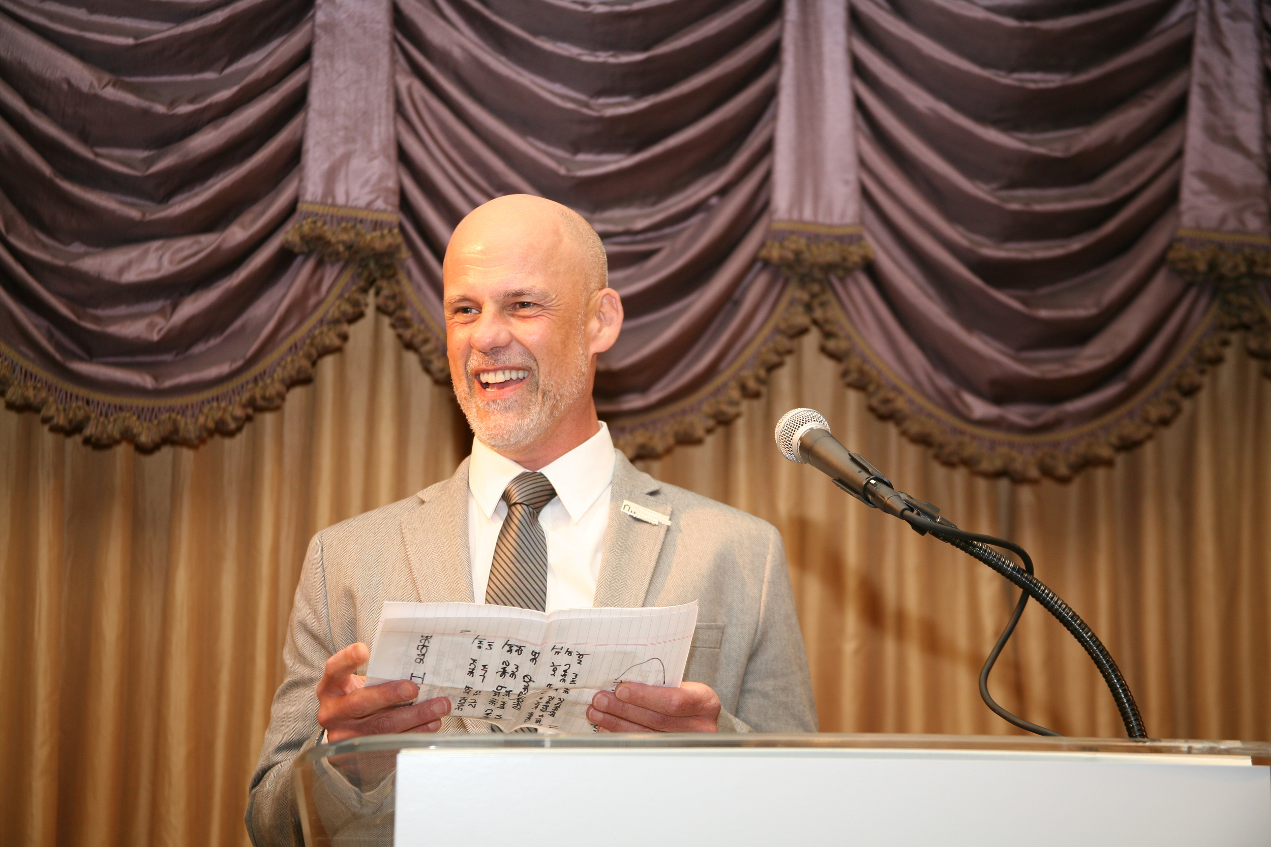 Phillip was honored in 2013 by the Alliance for Housing and Healing and received the Alliance Humanitarian Award.