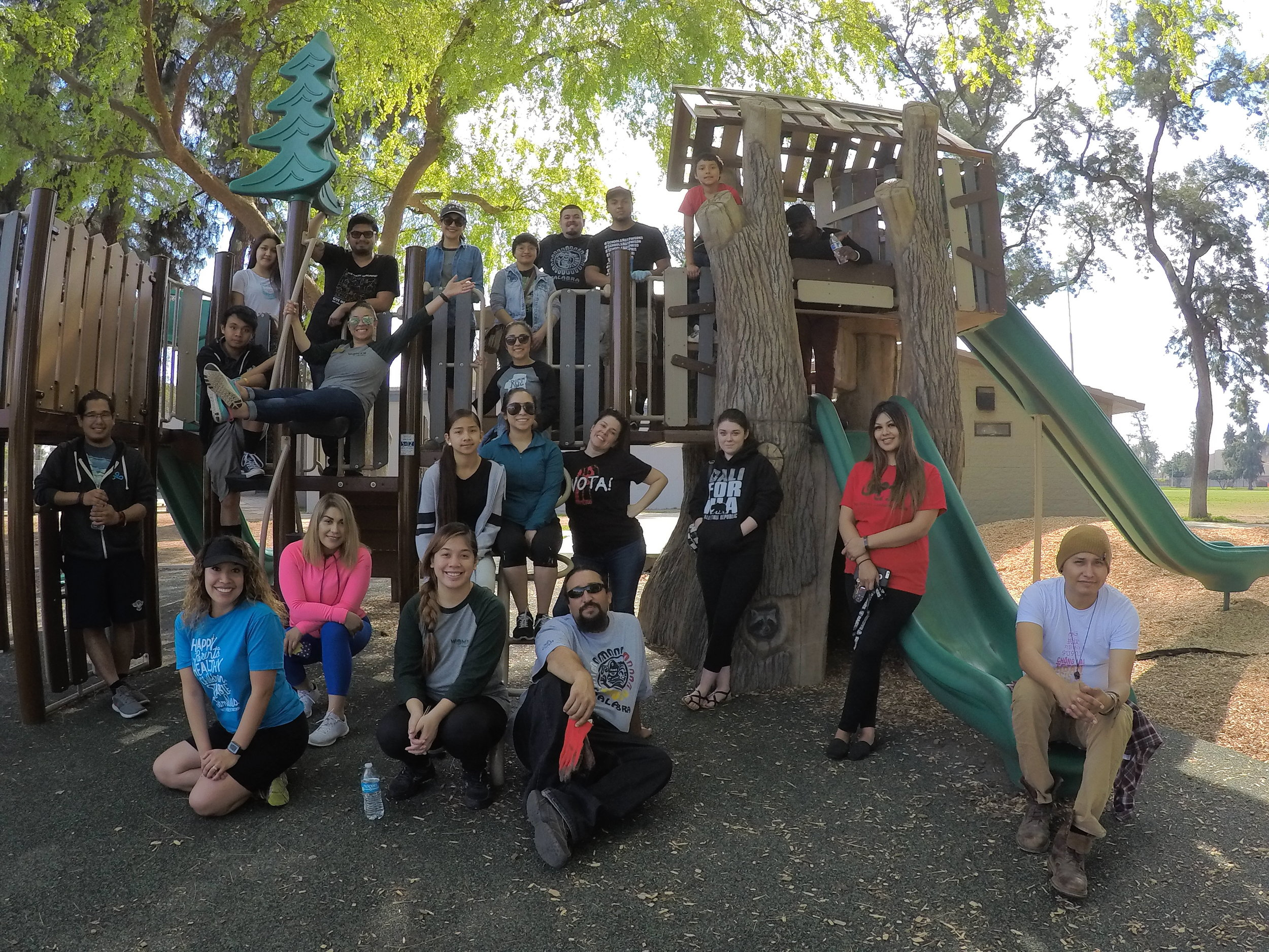 Cesar Chavez Day of Action -