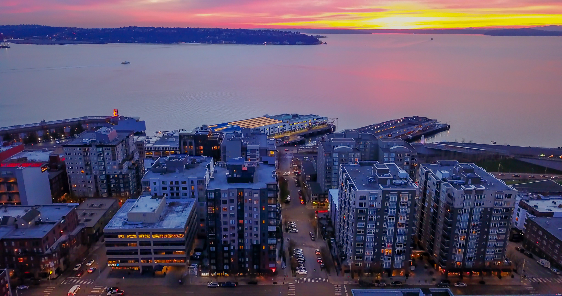 2721 1st Avenue,#1003, in Seattle. Listed by David Abernethy at Coldwell Banker Bain