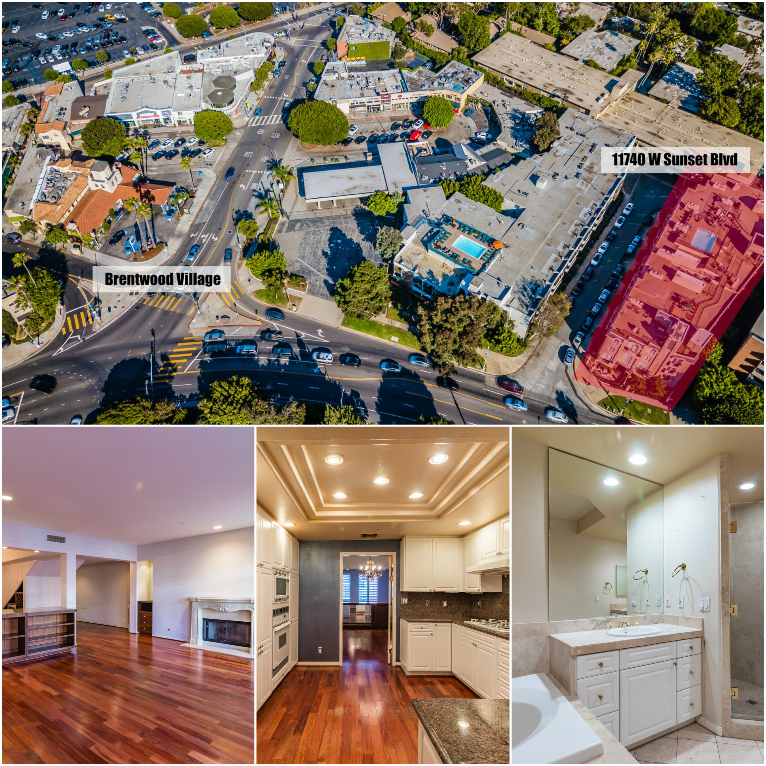 Real Estate Photography: 11740 W Sunset Blvd in Los Angeles. Listed by Nazy Yadkarim. Shot by Rob LeRoy.