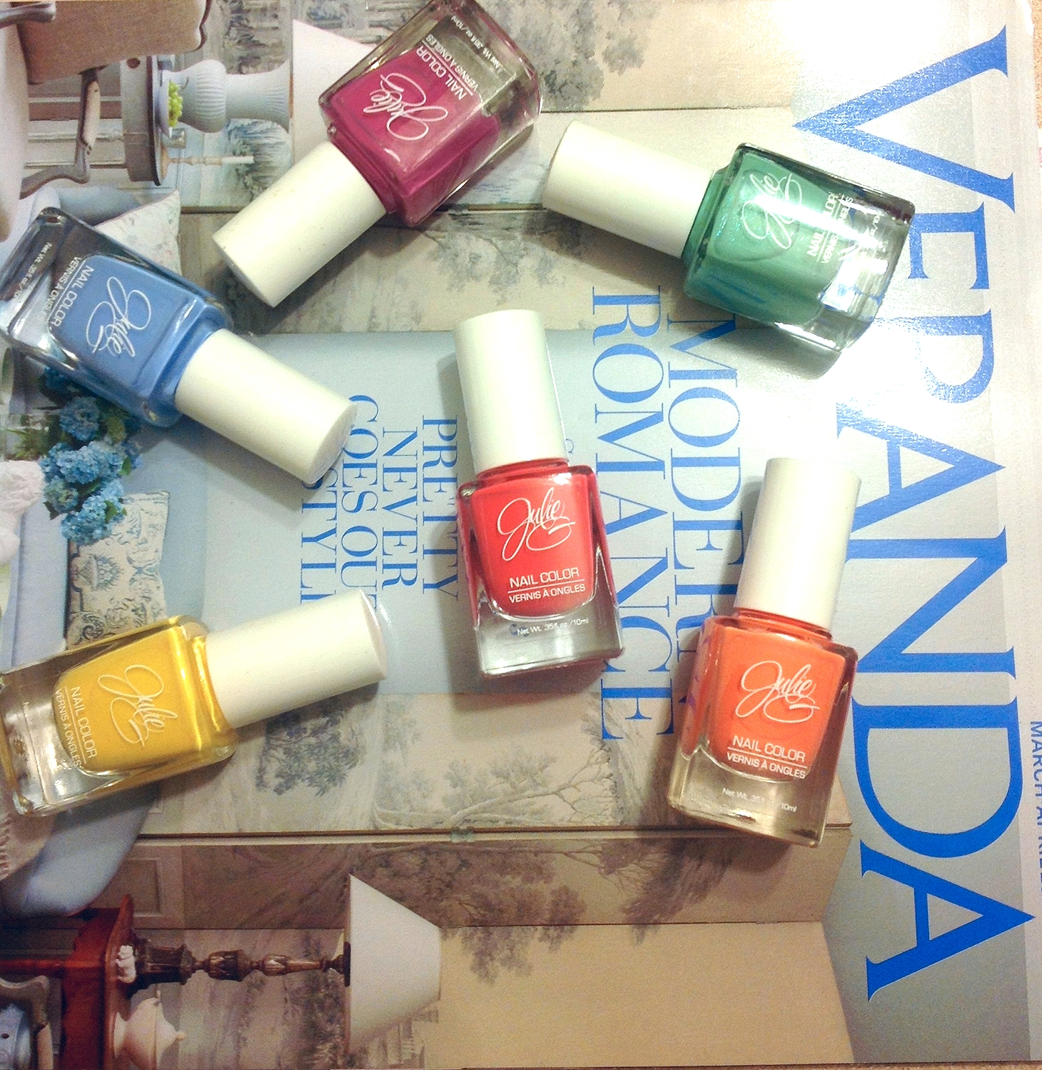 Julie G Nails Cruise Collection.JPG