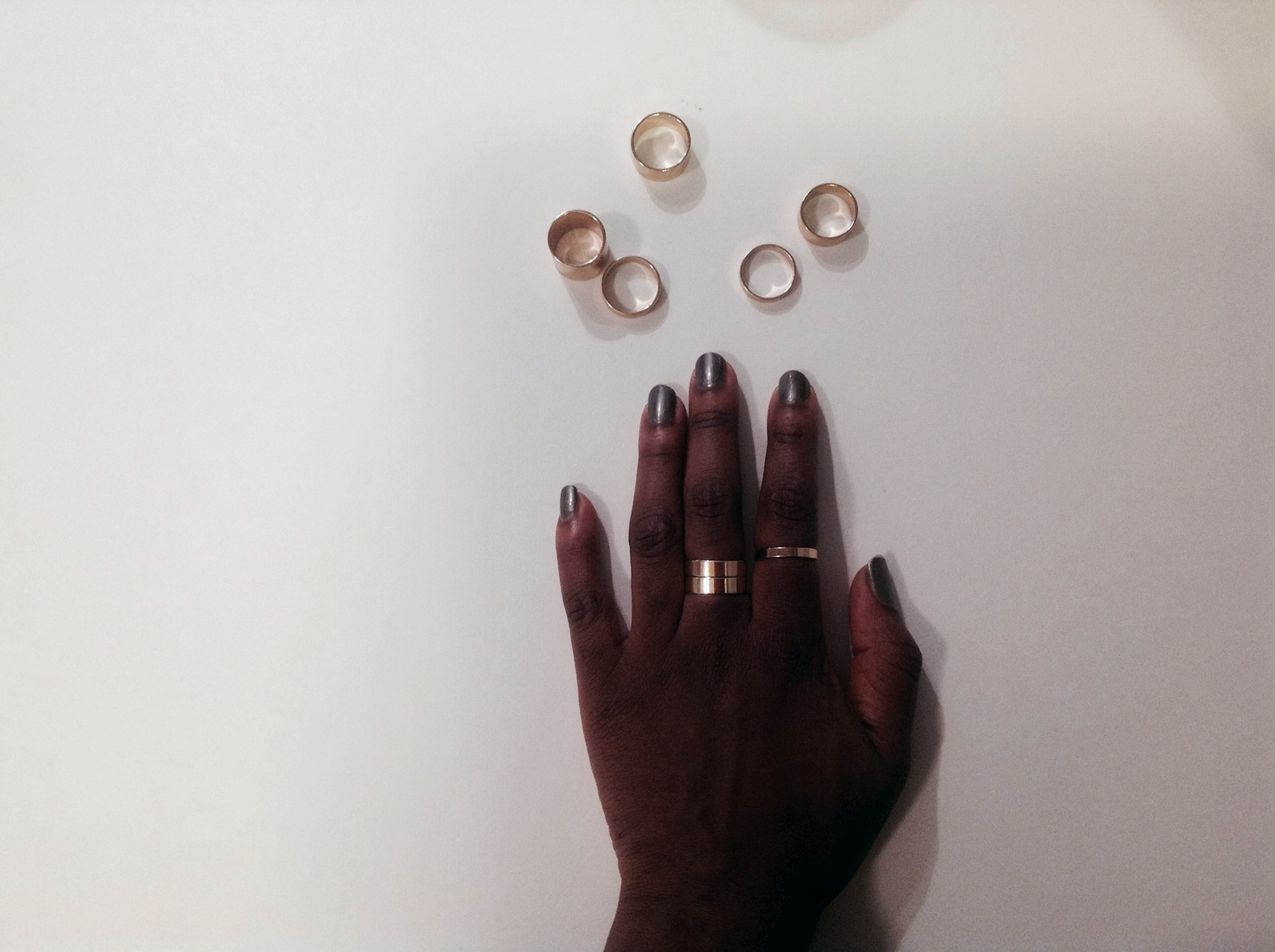 Smooth/Stackable Rings