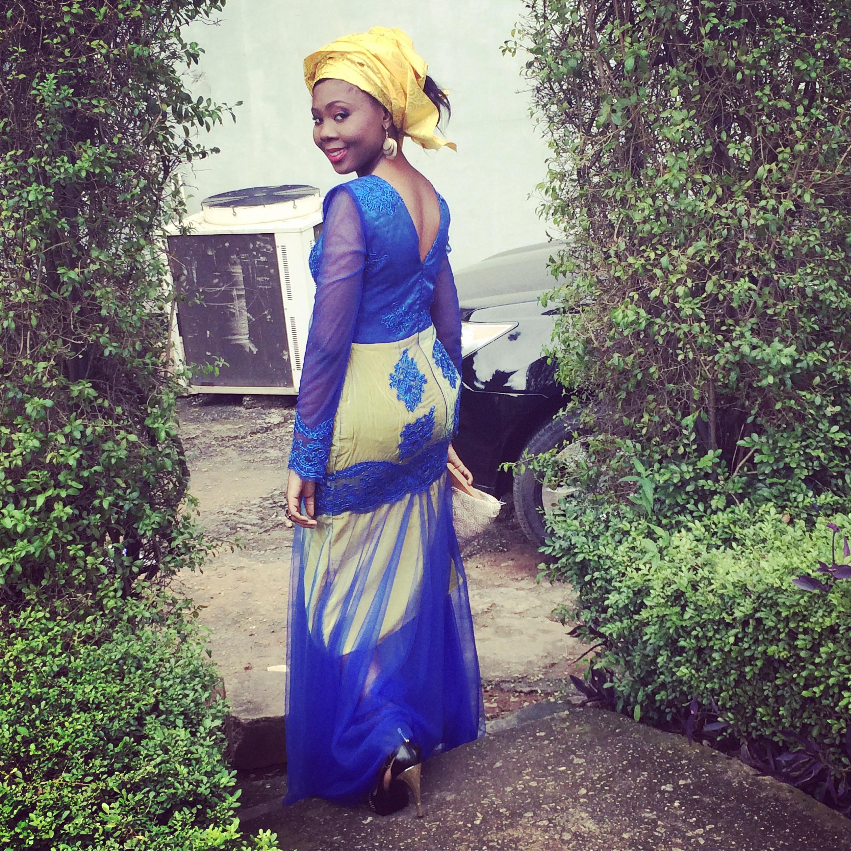Wedding Day in Lagos, Nigeria