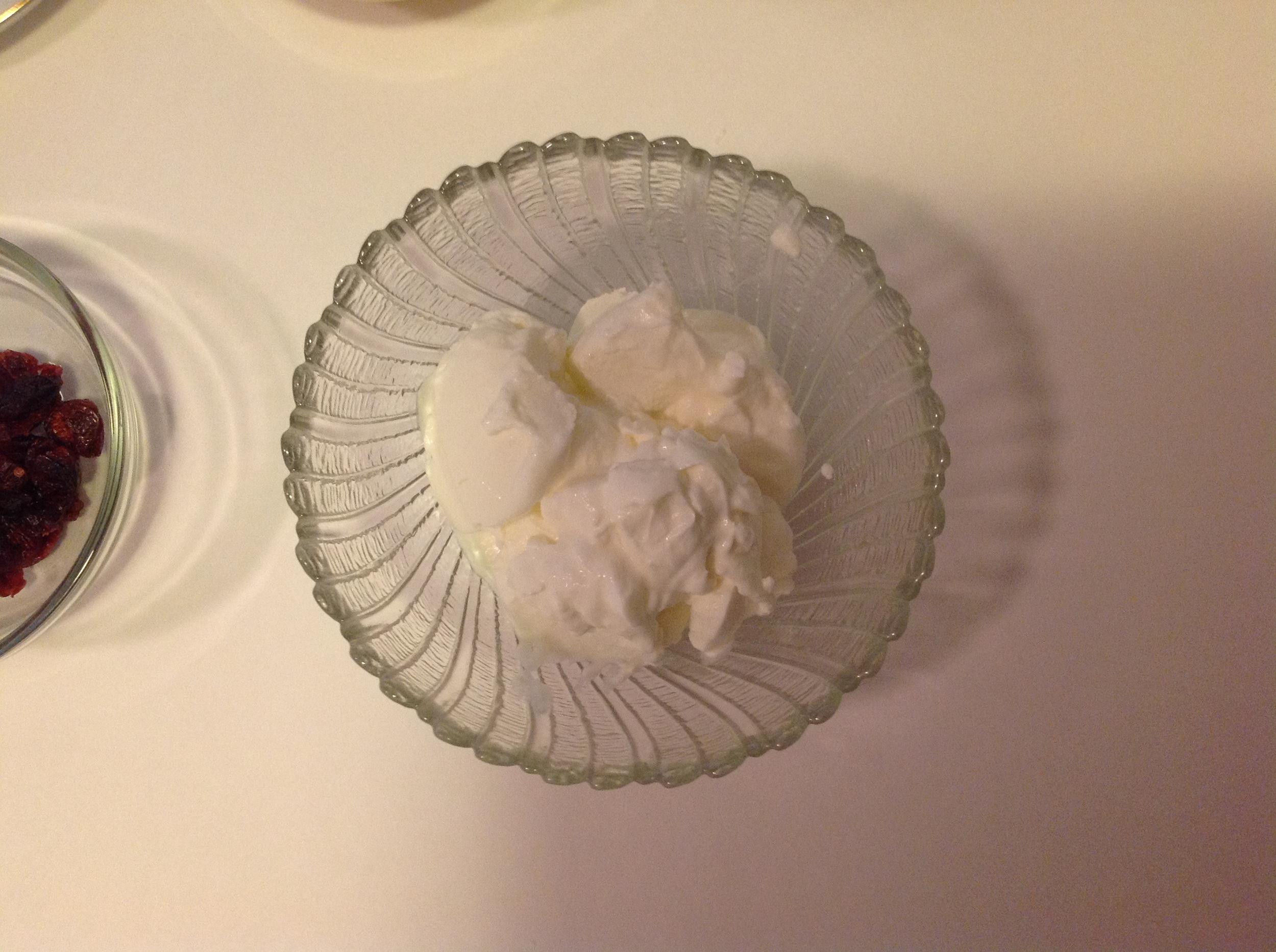 Greek Yogurt with Fresh Fruit and Nuts