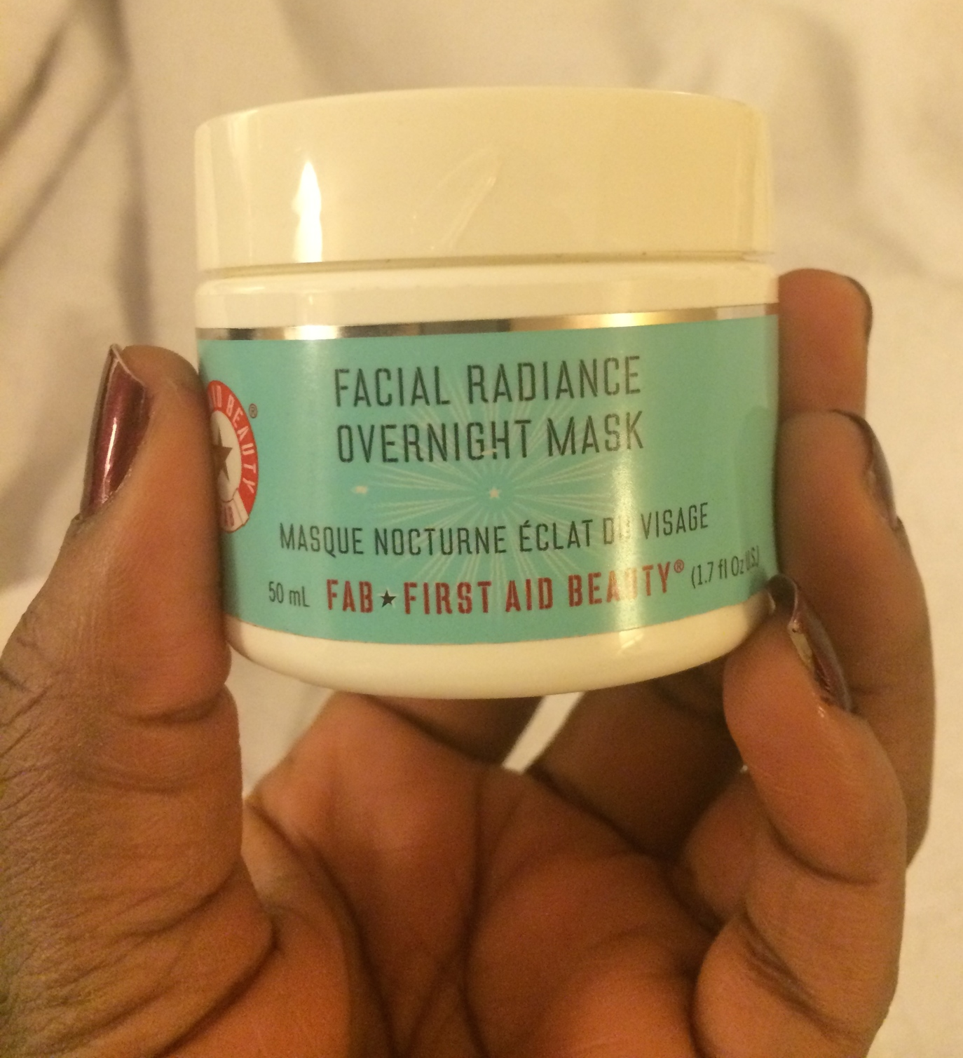 6. Good Skin in a Jar - Facial Radiance Overnight Mask