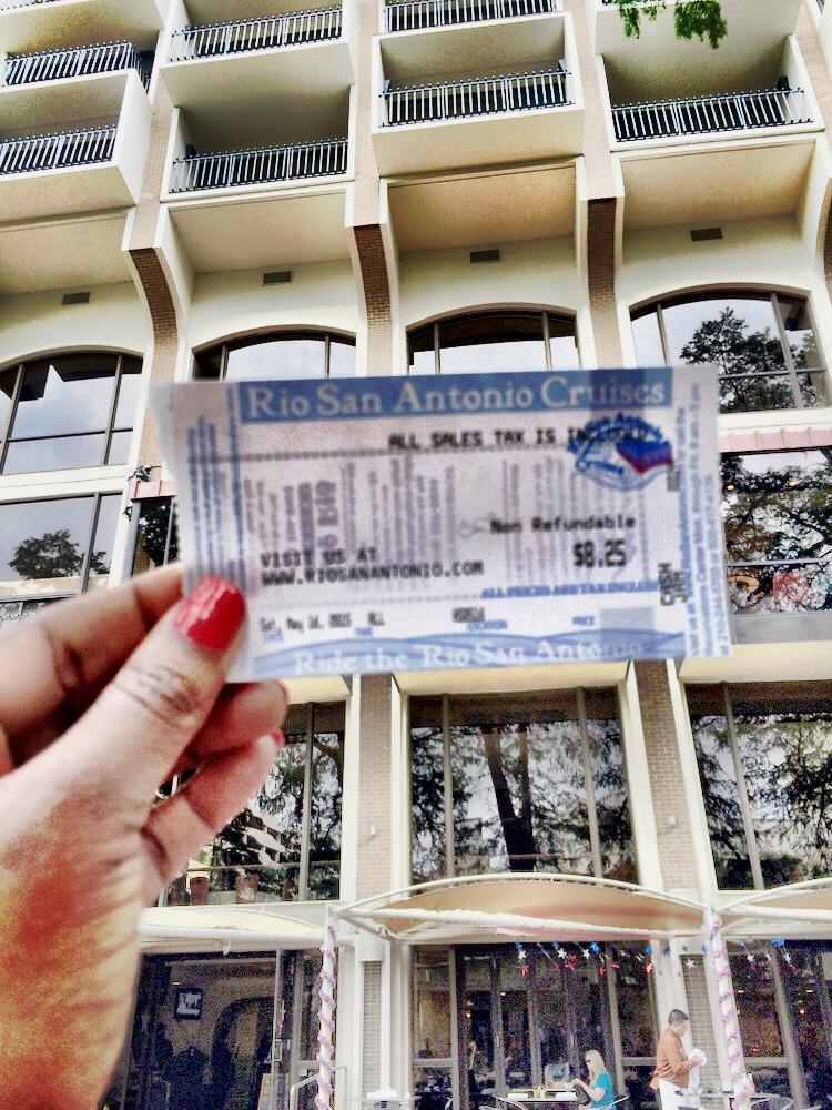 Rio San Antonoi Cruise