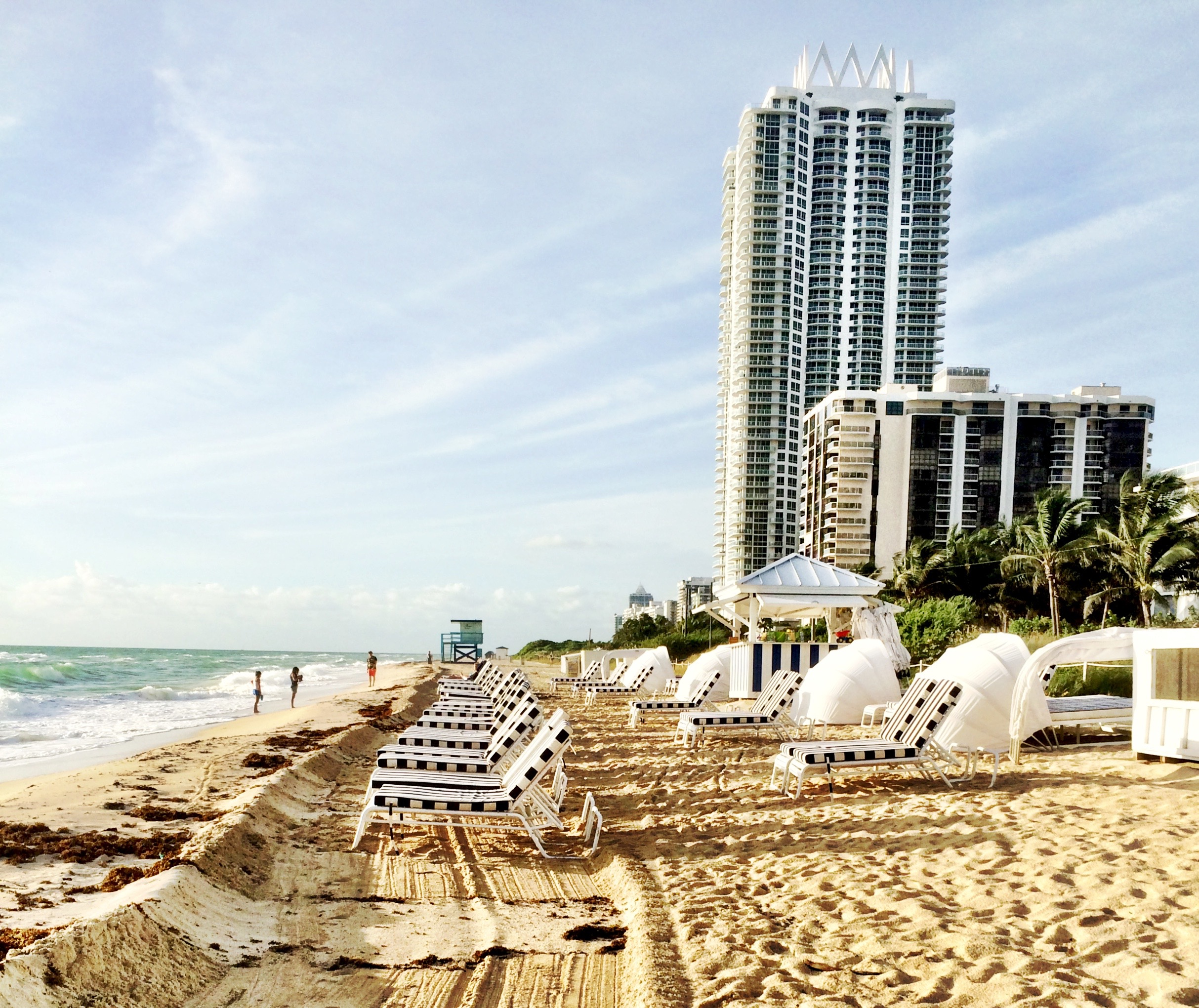 South Beach, Miami : October 2015