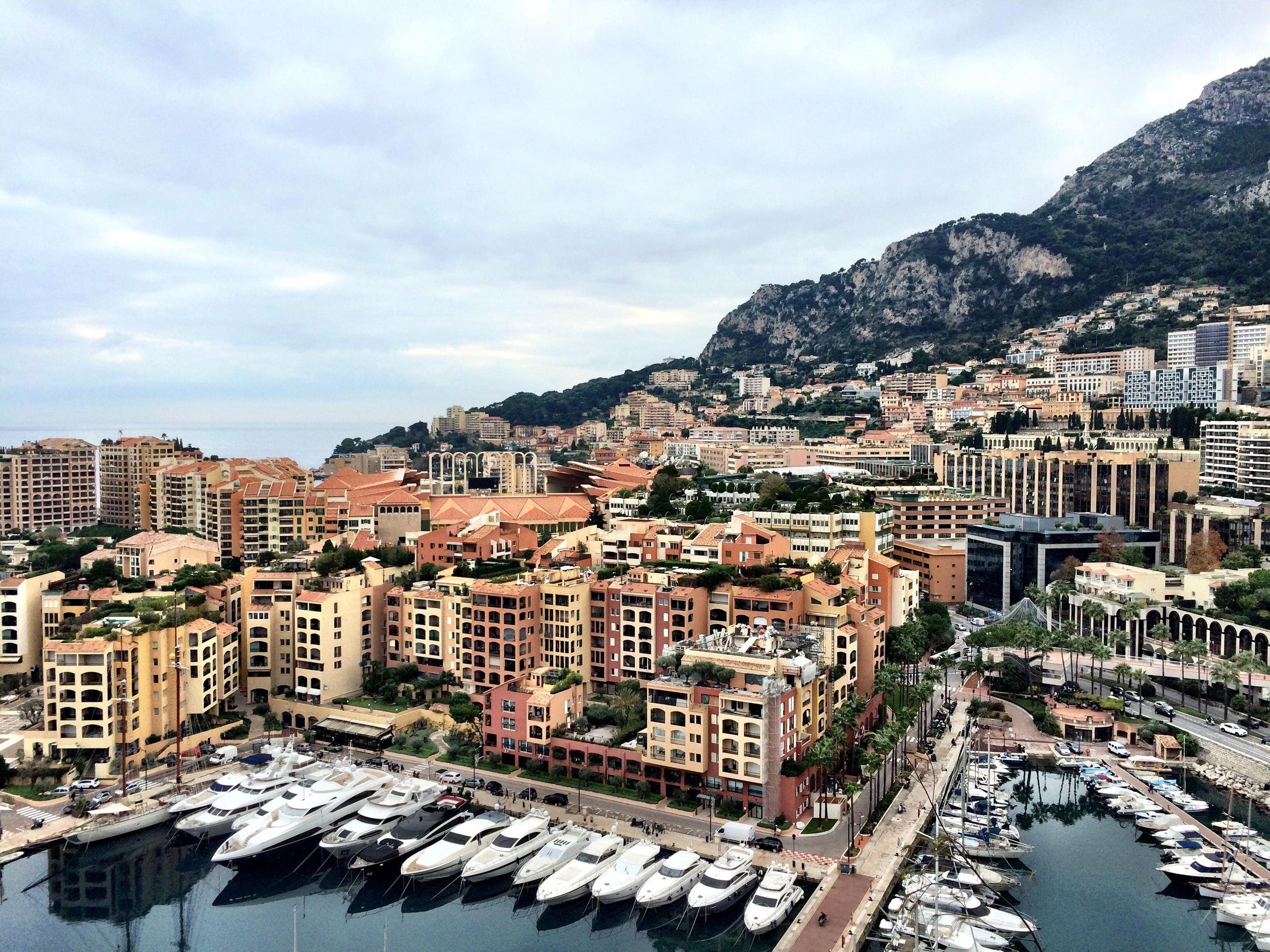 Monacoville, Monaco : November 2015