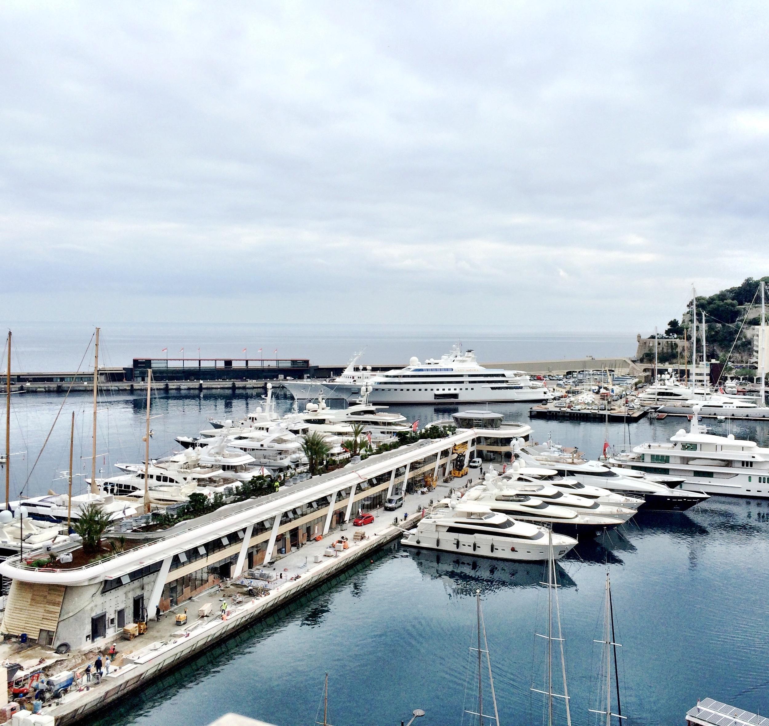 Monaco: October 2015