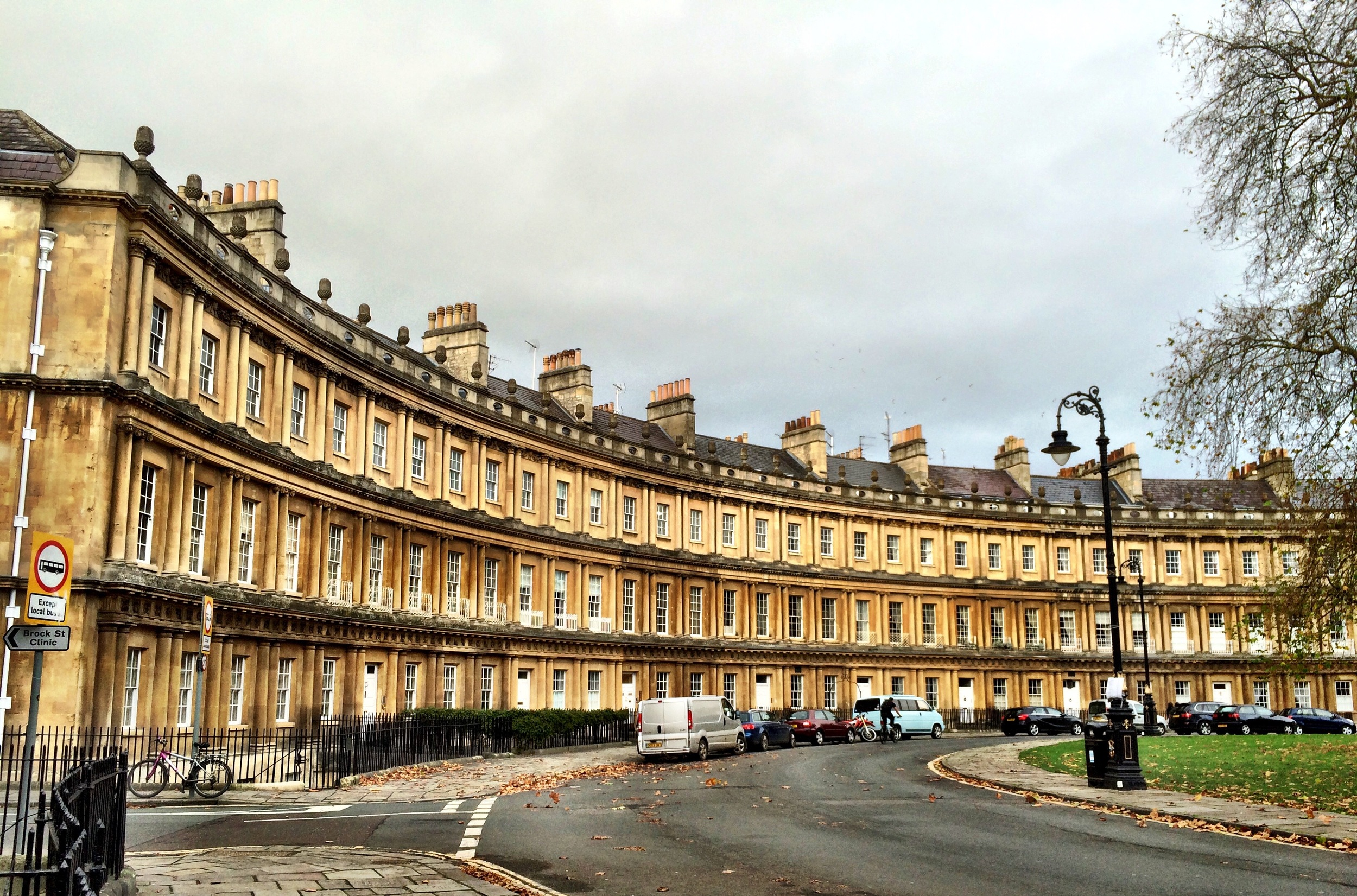 Bath, United Kingdom: November 2015