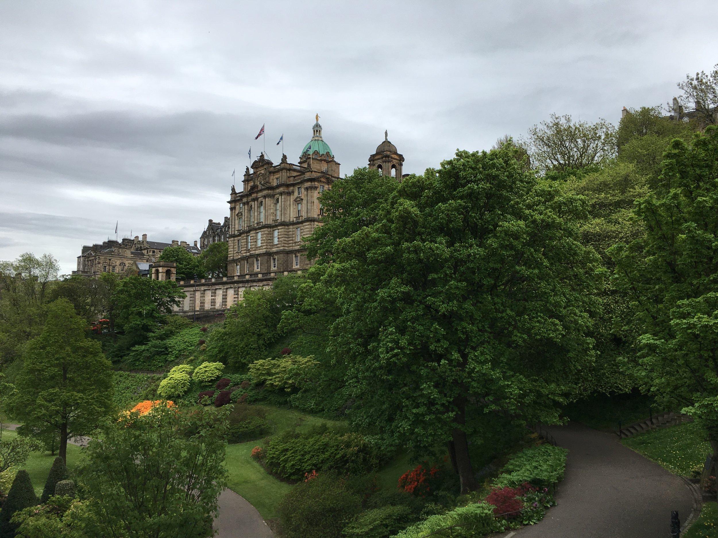 Prince Street Gardens