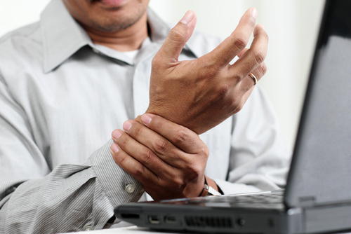 Don't let the pain caused by carpal tunnel syndrome decrease your quality of life.  Request an appointment  for quick and easy pain relief today!