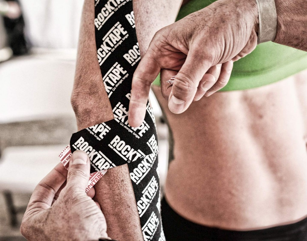 Our doctors can tape you up with some  Rocktape  before your next athletic appearance so you can dominate the competition and to help prevent injuries!  Make your appointment  to move better today!