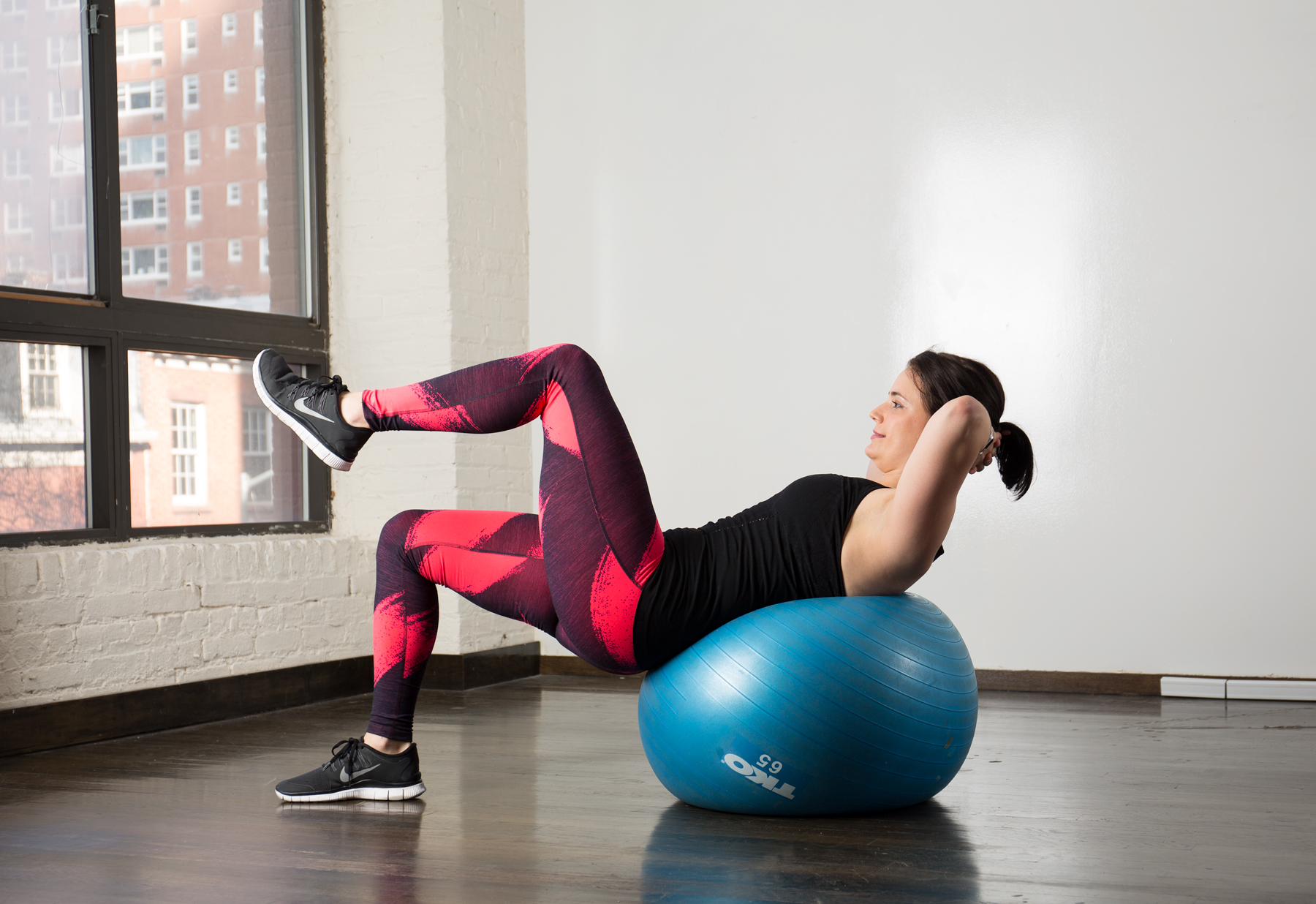 Strengthening your core muscles will provide additional support for your lower back, reducing the chances of injury.