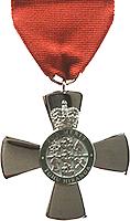 New Zealand Order of Merit medal