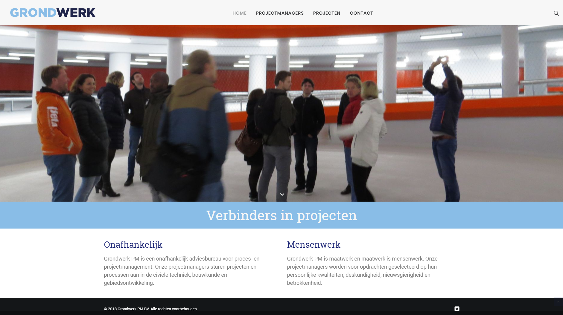 Grondwerk Project Managers
