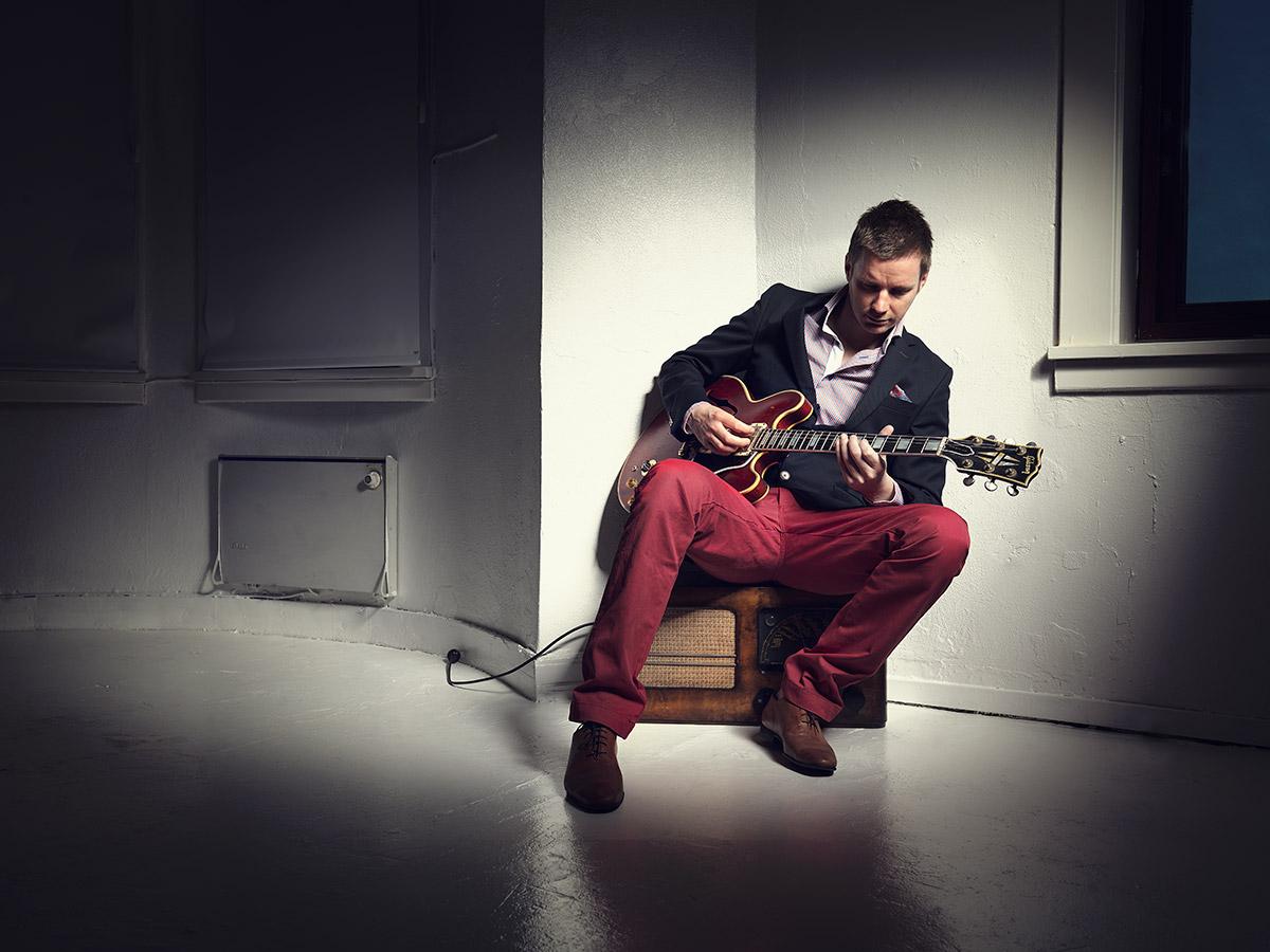Ronnie Jacobsen, musiker