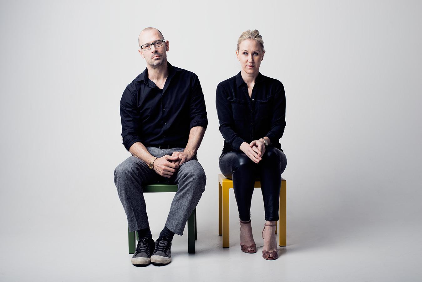 Andrew Smith og Belinda Bjerke, Dissonans