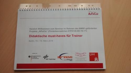 Seminar-Handout.                                          ©  Wiebke Kannenberg