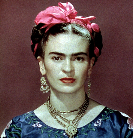 Beautiful Frida Kahlo