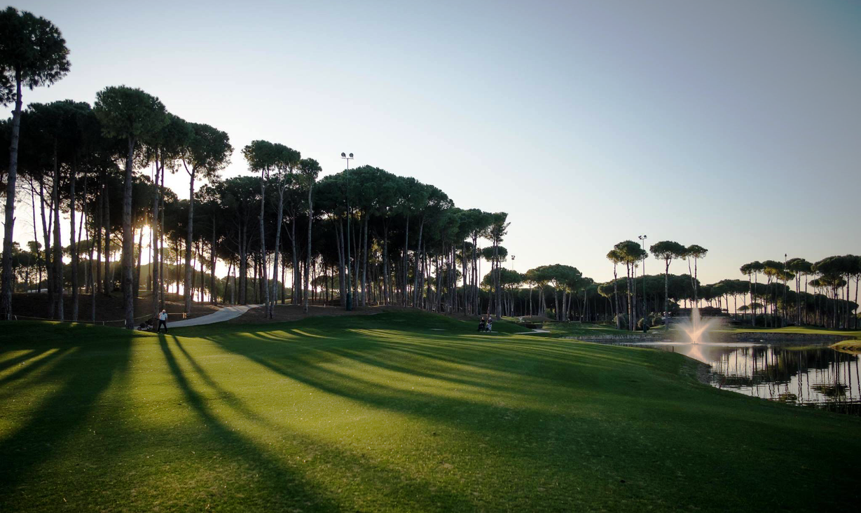 The stunning Regnum Carya Golf Resort in Belek