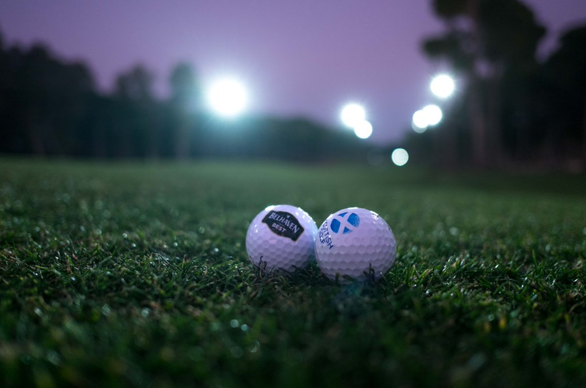 Regnum also has a floodlit golf course allowing golfers to play at night