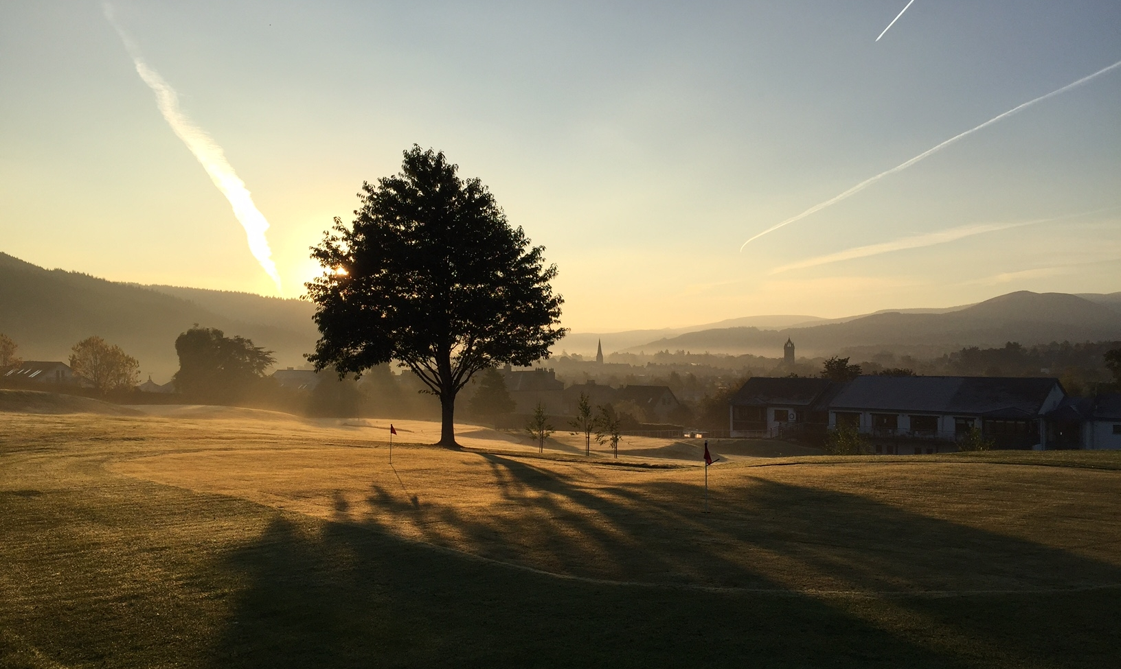 Peebles Golf Club - course in the frost.jpg