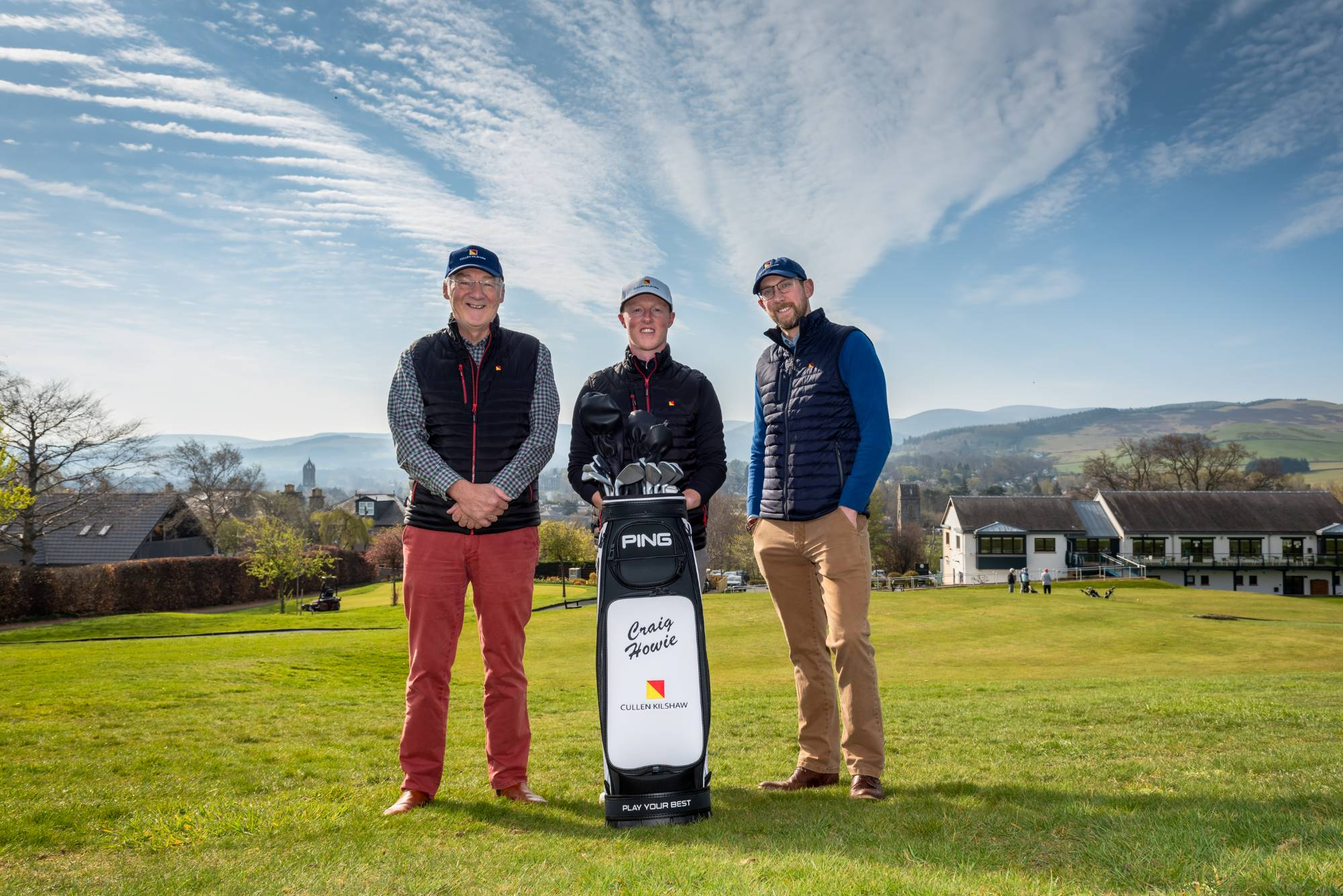News Peebles Golf Club