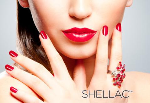 La soprendente gama Shellac, un éxito para las uñas de manos y pies