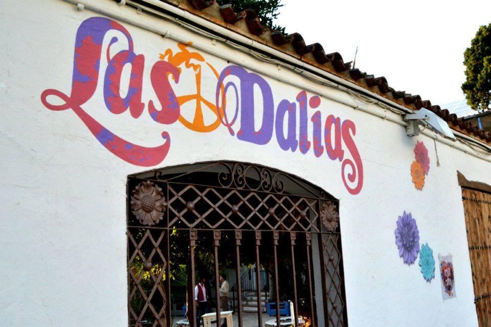 Visita obligada en Ibiza: Las Dalias