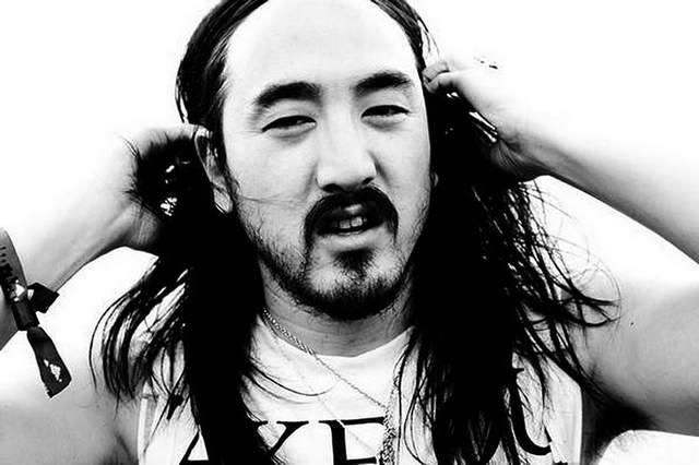 El lacio cabello de Aoki: una de sus señas de identidad.