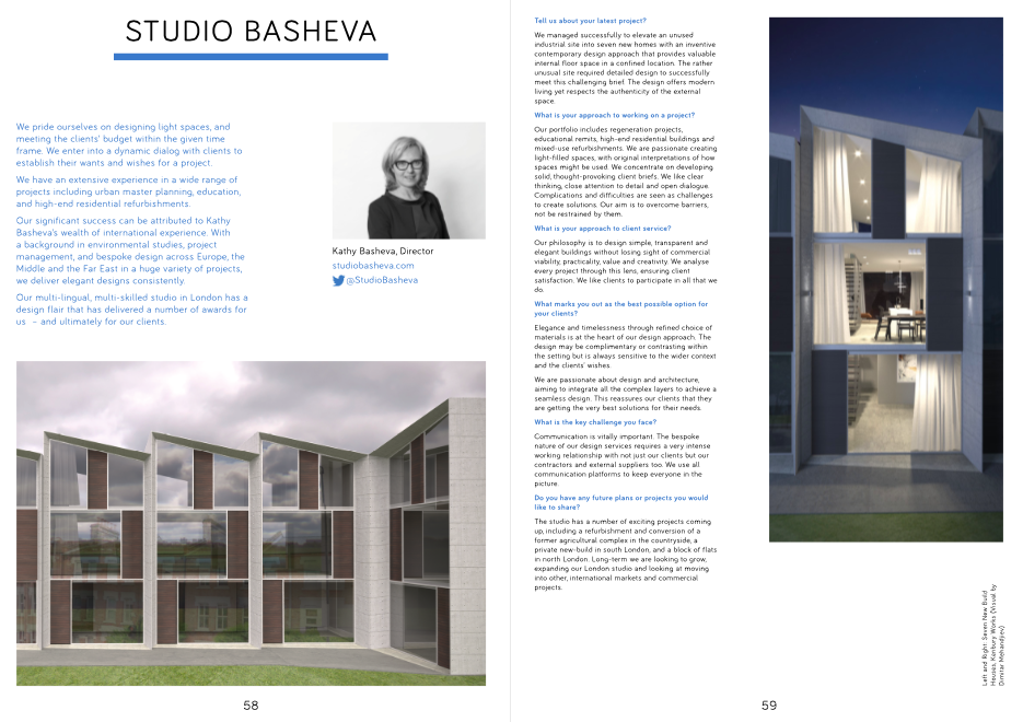 Studio Basheva interview