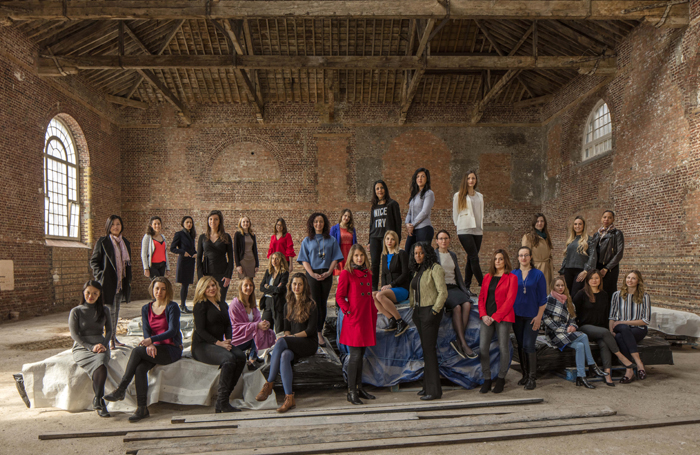 The flagship project 'Image of Women in the Construction Industry'