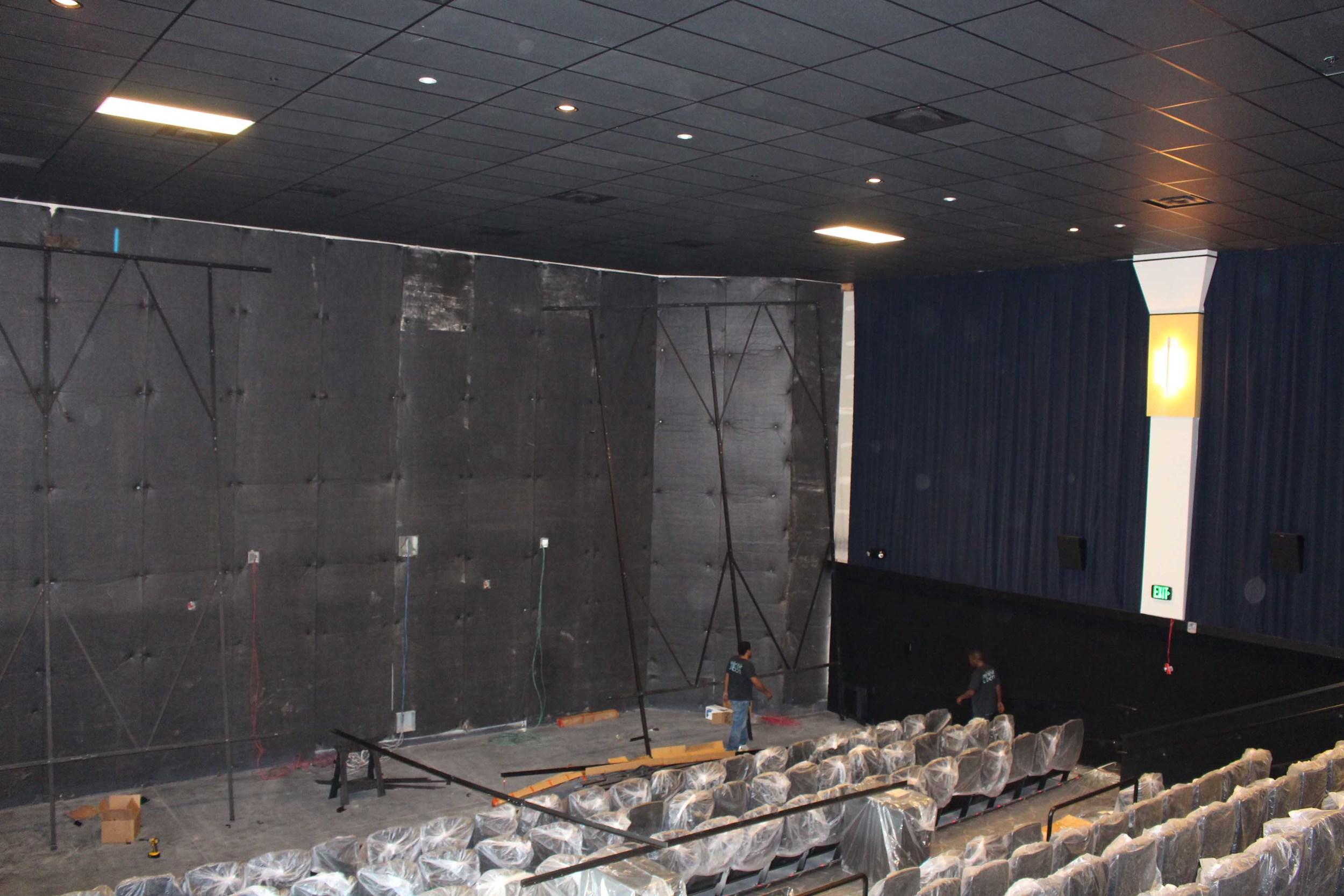 Front end construction