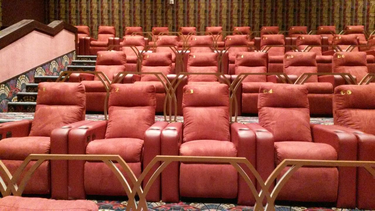 VIP Seating remodel