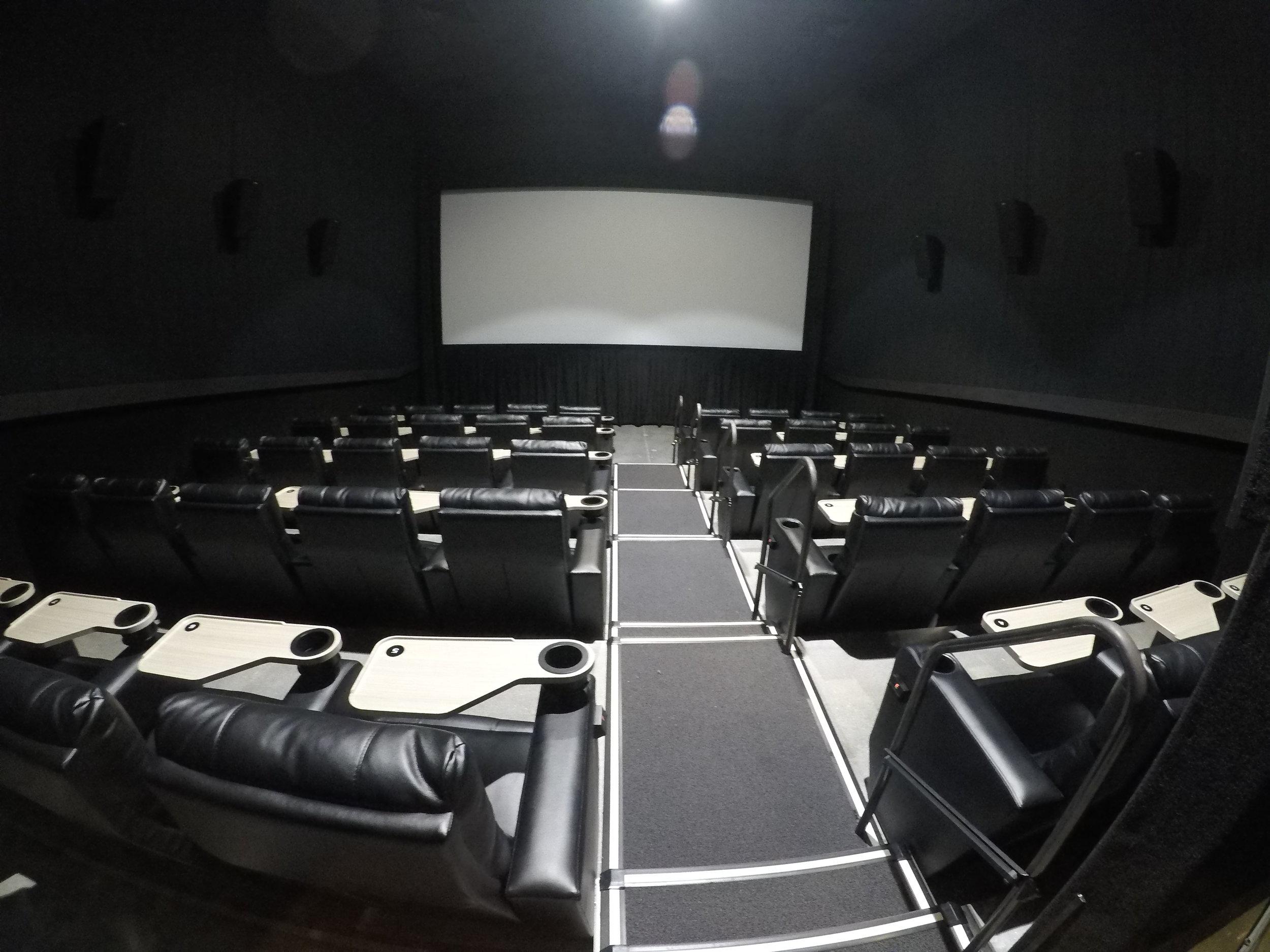 Skylight Cinema. Bentonville, AR