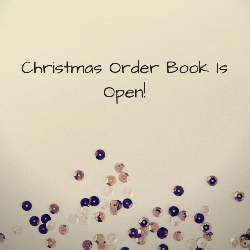 Open For Christmas Orders.Christmas Order Book Is Open Scarlett Willow Designs